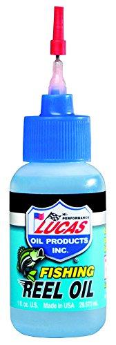 Lucas Oil 10690-20 Fishing Reel Oil Case , 1 Pack