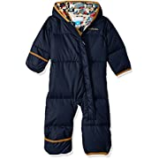 Columbia Baby Boys' Snuggly Bunny Bunting, Collegiate Navy 2, 3-6 Months