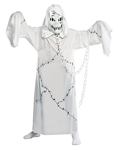 Cool Ghoul Costume, Medium (Ghost Girl Costume Halloween)
