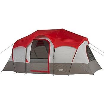 Amazon Com Wenzel Blue Ridge 14x9 Feet 2 Room Seven