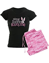 b38ac6710324 Somebunny - Womens Novelty Cotton Pajama Set