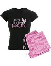 2c7f77fd30c1 Somebunny - Womens Novelty Cotton Pajama Set