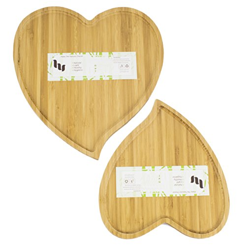 Shaped Bamboo Cutting Board - 5