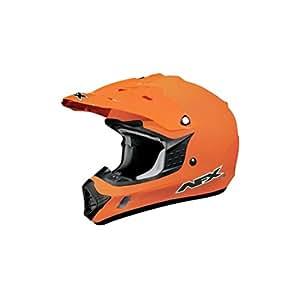 AFX Youth FX-17Y Hi Vis Helmet - Youth Medium/Safety Orange