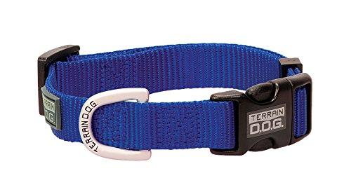 Terrain D.O.G. Nylon Adjustable Snap-N-Go Dog Collar