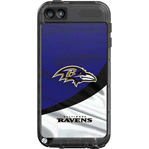 Baltimore Ravens Ipod Skin (Baltimore Ravens LifeProof fre iPod Touch 5th Gen Skin - Baltimore Ravens | NFL X Skinit Skin)