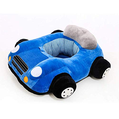 Avshub Plush Toy Car Baby Car Sofa Toy Kids Bedroom Games Toys Car Sofa Kids Sitting Chair Blue Amazon In Home Kitchen