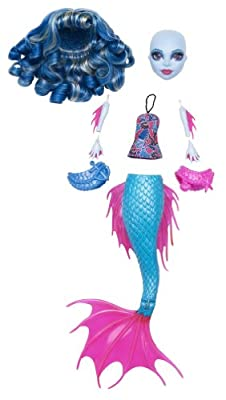 Monster High Create-A-Monster Add-On Siren Accessory Parts