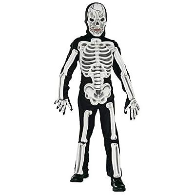 Skeleton Costume, Small: Toys & Games