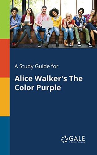 The Color Purple By Alice Walker Ebook