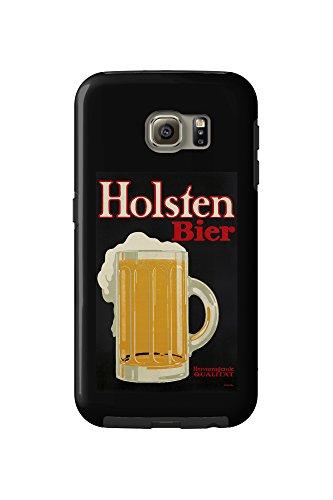holsten-bier-vintage-poster-artist-klinger-germany-c-1916-galaxy-s6-cell-phone-case-tough