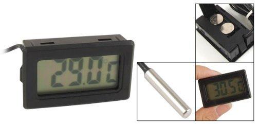 Amazon.com: Medidor de Temperatura Termómetro -50 a 70 graus centígrados: Automotive