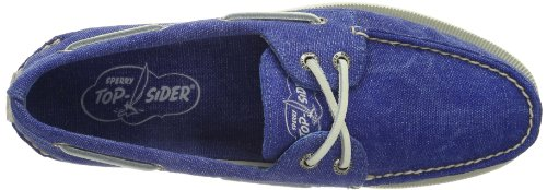 2 A Botas EYE 10313163 O talla Blau 40 Sperry azul lona color de Azul Navy para hombre dEXRwq4