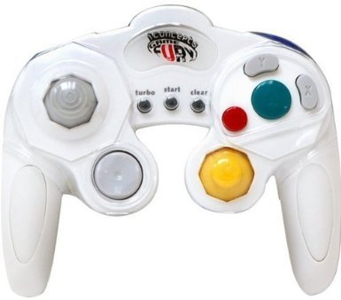 Fury Wii (iConcepts Game Fury Wii-120 Controller for Nintendo Wii and GameCube)