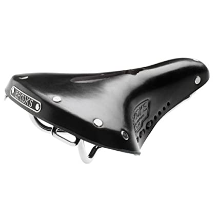 c6f98e2fab Image Unavailable. Image not available for. Color: Brooks Saddles Imperial B17  S Standard ...