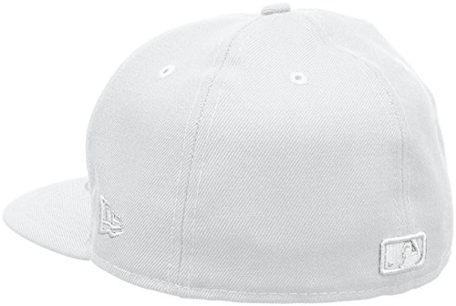Baseball Homme Blanc Era blanc De 59fifty Yankees Ny Basic Fitted Mlb Chapeau blanc New Noir PSwF7OqxF