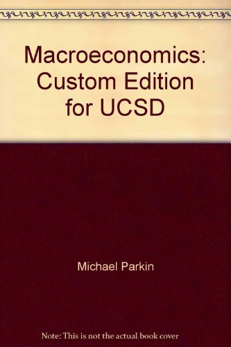Download Macroeconomics: Custom Edition for UCSD book pdf   audio id