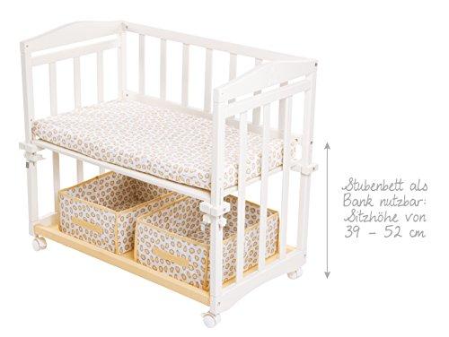 Roba stubenbett babysitter 4in1: amazon.de: baby
