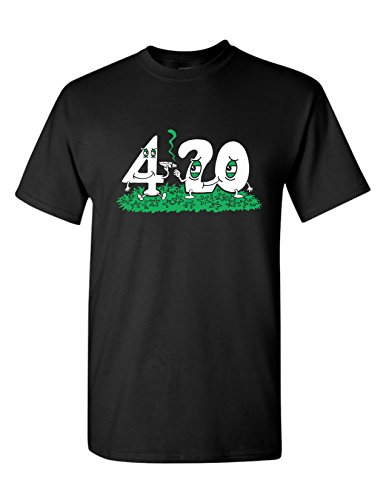 420-Smoking-Cute-Weed-Medical-Marijuana-Stoner-Pot-T-Shirt