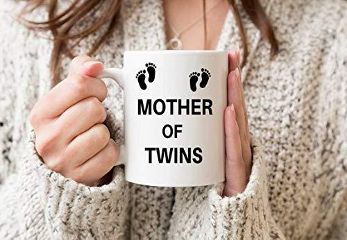 Amazon Twins Mom Mug Cute Coffee Cup 11oz Or 15oz