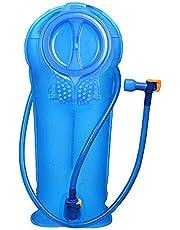 Unigear Trinkblase, 2L, 2,5L, 3L Hydration Blase staubdichte und antimikrobielle Hydration Bladder Wasserblase Trinkbeutel Wassertank mit Schlauch ALS Trinksystem MEHRWEG (Elite Version 2.5L)