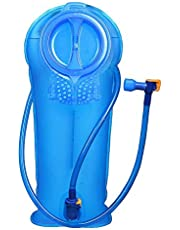 Unigear Bolsa De Agua para Mochila Hidratación 2/2.5/3L Depósito De Dgua Portátil