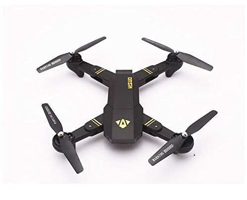 Price comparison product image Flypro VISUO XS809HW Foldable Wifi FPV With 2MP 120° FOV Wide Angle Camera Altitude Hold G-sensor Mode RC Quadcopter RTF 2.4GHz