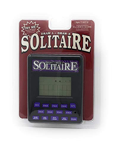 (Classic Solitaire Electronic Games)