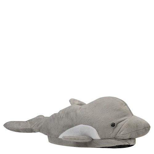 50 Mens Womens Dolphin and Premium Foot Happy Styles Full Animal Feet Slippers B1n6xa