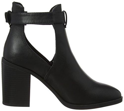 Nero Black 1 Dakota Look New Donna Stivali Chelsea 4zxTUxqwX