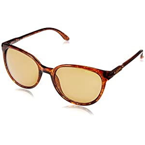 Smith Optics Women's Cheetah Lifestyle Sunglasses/Eyewear, Vintage Havana/Brown, Medium