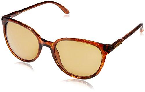Smith Optics Women's Cheetah Lifestyle Sunglasses/Eyewear, Vintage Havana/Brown, Medium (Smiths Sunglasses Havana)