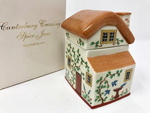 Lenox Fine Porcelain The Spice Village 1989 Vintage Collectable - Dill
