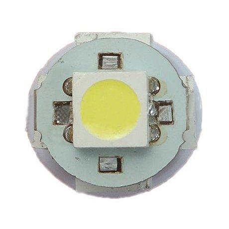 US 5 Led/smd Per Bulb 194 T10 T5 Wedge Base Cool White 12v ...