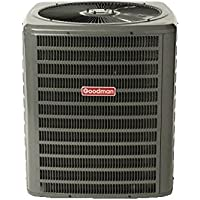 GoodMan GSZ140481 Heat Pump 14 SEER, Single-Phase, 4 Ton, R410A