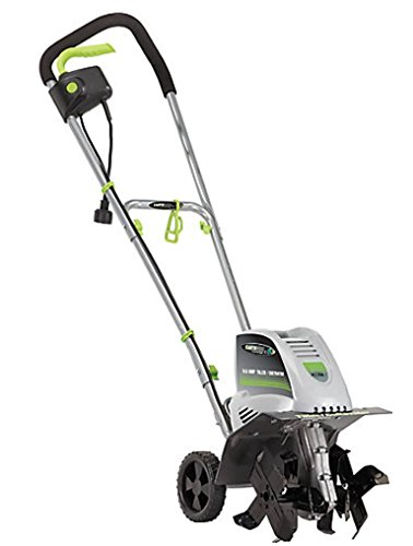 Earthwise TC70001 8.5 amp Electric Tiller/Cultivator by EarthWise