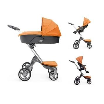 Amazon.com: Stokke Xplory completa carriola, color naranja: Baby