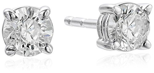 IGI Certified Platinum Round-Cut Diamond - Round Vs2 Earrings Shopping Results