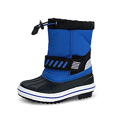Amazon.com | TF STAR Boys Girls Toddler Ankle Winter Snow
