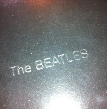 The Beatles (Black Album)- 3 LP Set