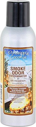 Smoke Odor Exterminator 7oz Large Spray, Flamingo Bay Pineapple & Coconut