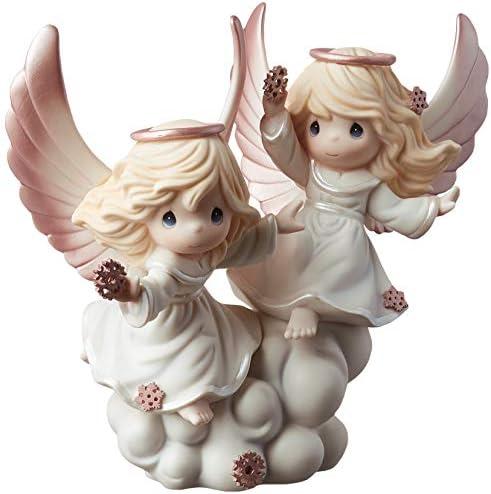 ENESCO D Precious Moments Letter Figurine - DELIGHTFUL- Angel 2002