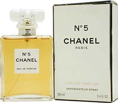 Chânel No_5 Eau De Parfum Spray for Woman EDP 3.4 fl oz, 100 ml New Sealed