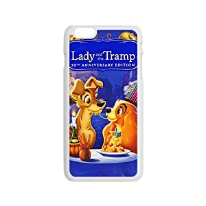 Lady and the tramp Cell Phone Case for Iphone 6