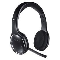 Logitech H800 - Auriculares de diadema abiertos USB, negro