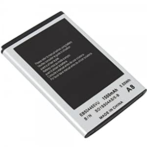 Bloutina 1500mAh Battery for Samsung Admire R720 By Things Needed
