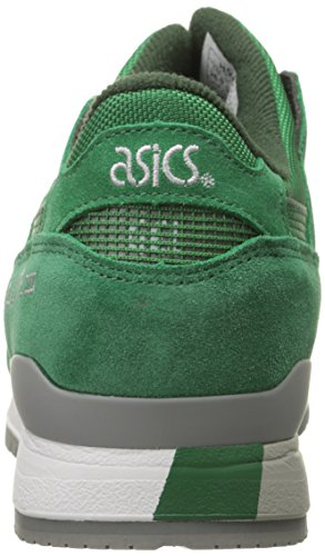 Green lyte Iii Men's Retro Gel Sneaker green Asics P6qZxYfEnw
