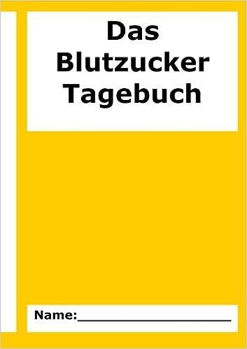 blutzuckertagebuch