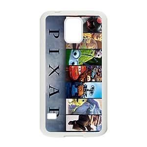 Malcolm Pixar Fashion Comstom Plastic case cover For Samsung Galaxy S5