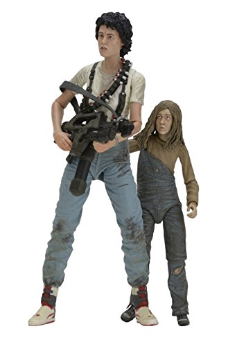 7 inches Action Figure Alien 2 30th Anniversary Ellen Ripley & Rebecca Jordan Deluxe 2PK Neka
